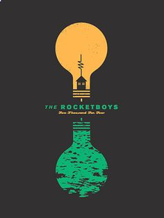 The Rocketboys 2010 Tour Poster | Flickr - Photo Sharing!