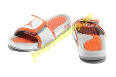 e86b59147ea3 nike air jordan hydro 2 slide sandals white orange sneakers p 3594