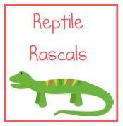 Reptile Rascals Kindergarten Kit