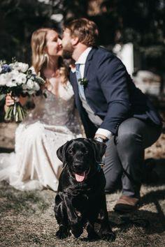 Featured - Jenna & Cullen's Real Wedding - Foxtail Floral Designs // Real Wedding Inspiration // Covid Wedding // Outdoor Wedding // Intimate Wedding Ideas // Wedding Florals // #weddingblog #weddingideas #furryweddingguest #dogsatweddings #weddingbouquet #albertaweddingsocial Intimate Weddings, Real Weddings, Wedding Trends, Wedding Blog, Floral Wedding, Wedding Bouquets, Navy Groom, Yard Wedding, Beautiful Couple