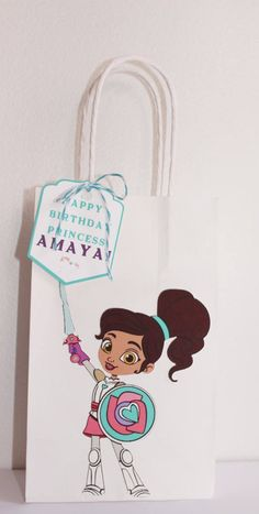 Nella The Princess Knight favor Birthday Favors, 4th Birthday Parties, 16th Birthday, Baby Birthday, Nella The Princess Knight, Power Ranger Party, Party Favor Bags, Favor Boxes, Knight Party