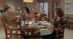 Tom Hanks' kitchen table wide 2