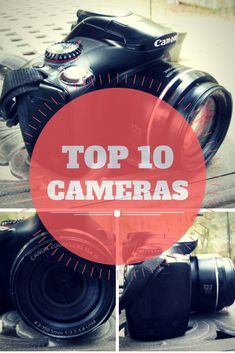 Christmas will be coming around soon. Why not get a camera for yourself or someone else. Here is a Top 10 list of DSLR and Point/Shoot Cameras from Amazon's best seller list.