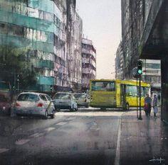Obra-premiada, Pablo Ruben Lopez Sanz