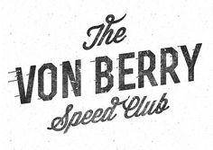 VON BERRY Summer Collection 2013 by Benjamín Sepúlveda, via Behance