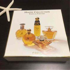 メルカリ商品: 香水セット(haute collection) #メルカリ