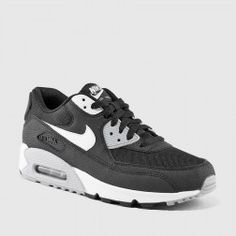 NIke - Women's Air Max 90 Essential (Black | Wolf | Grey | White)