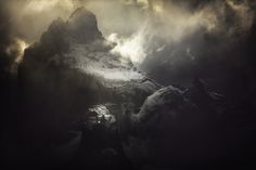 Born of the Abyss by Alexandre Deschaumes on 500px