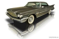 1960 Chrysler Saratoga 361 Dual Quad Sonoramic Lion V8