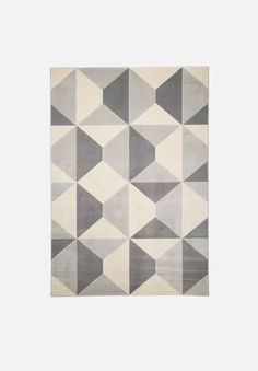 Add some serious style to your space from the ground up. This stand-out rug is bound to make a statement in all its geometric glory. It will fit seamlessly into any room with its neutral colour-scheme and playful design. Neutral Color Scheme, Color Schemes, Hertex Fabrics, Rugs On Carpet, Carpets, Fabric Rug, Geometric Rug, From The Ground Up, Grey Rugs