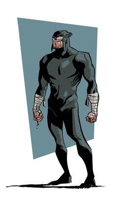 c548009e4965 Ramon Perez Wildcat drawings Comic Book Characters