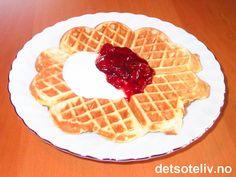 Favorittvafler Kefir, Breakfast, Food, Hoods, Meals