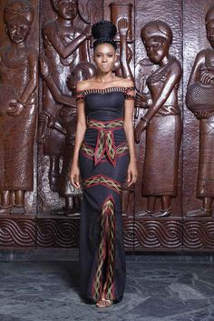 I really like latest african fashion look Latest African Fashion Dresses, African Print Dresses, African Print Fashion, Africa Fashion, African Dress, Ankara Fashion, African Prints, African Wear, African Style