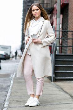 New York Fashion Week - Best streetstyle looks (14) - Elle.ro