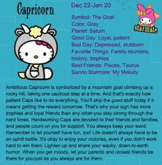 Capricorn Reminds me of all the times I helped people and was loyal to them and expected nothing in return.