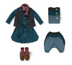 Look enfant, look bébé - Mode pour enfants et bébés BONTON