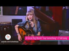 Say Something - A Great Big World ft. Christina Aguilera (Mary Desmond C...