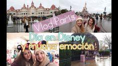 Vlog París // Día en Disney y como volver a ser una niña