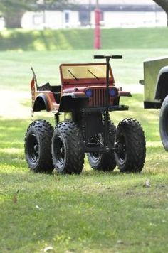 jeep wagon - Brandon wants one of these daddy!!!