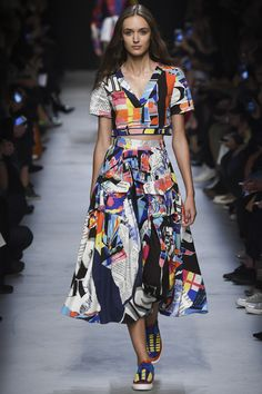 Leonard Spring 2016 Read-to-Wear Collection