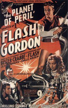 Flash Gordon - The Planet of Peril