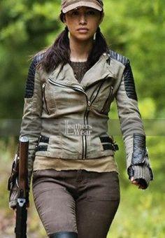Walking Dead S5 Christian Jacket