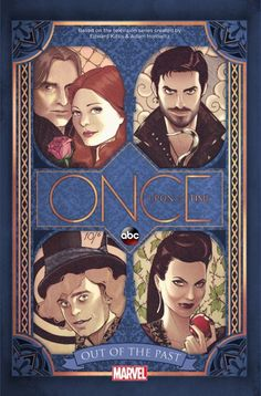 Once Upon a Time: Out of the Past, la graphic novel targata Marvel sulla serie tv