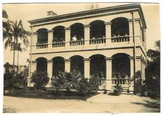 HONGKONG PHOTO SISTERS QUARTERS ROYAL NAVAL HOSPITAL HONG KONG VINTAGE 1920S Hospitals, Nurses, Worlds Largest, 1920s, Hong Kong, Sick, Past, Sisters, Vintage