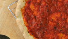 Gluten Free Pizza Crust Recipe (also Dairy-free) GFCF