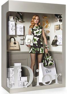 Elizabeth Erm, Magdalena Frackowiak by Giampaolo Sgura for Vogue Paris December-January 2014-2015 8