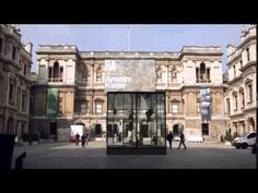 Redeveloping the Royal Academy 250th  anniversary