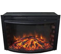 The Amish Fireless Fireplace Is An Wonderful Tool: Roll N ...