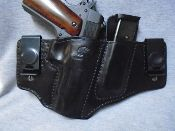 1911 Holster & Mag Pouch Combo