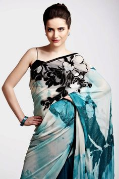 Indian Printed #Saree Collection