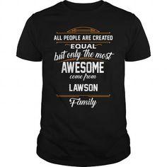 LAWSON Name tee Shirts