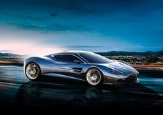 Astonishing Aston Martin DBC Concept By Samir Sadikhov