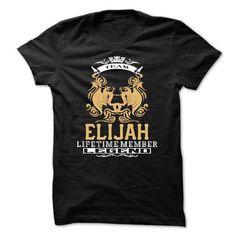 ELIJAH . Team ELIJAH Lifetime member Legend  - T Shirt, - #button up shirt #slouchy tee. GET YOURS => https://www.sunfrog.com/LifeStyle/ELIJAH-Team-ELIJAH-Lifetime-member-Legend--T-Shirt-Hoodie-Hoodies-YearName-Birthday.html?68278