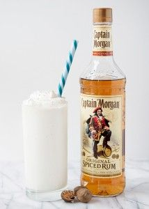 Coconut Rum Shakes!!! Oh yummy!!!!