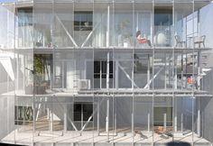 Komatsunagi Terrace | Shimouma, Japan | Mitsuhiko Sato Architect and Associates