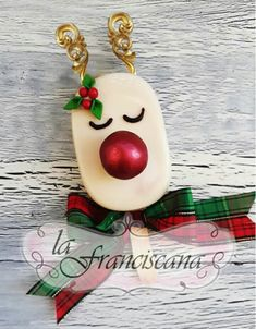 Christmas Cookies Gift, Christmas Cake Pops, Christmas Food Gifts, Christmas Chocolate, Christmas Sweets, Christmas Goodies, Christmas Baking, Cupcake Icing, Cupcake Cakes