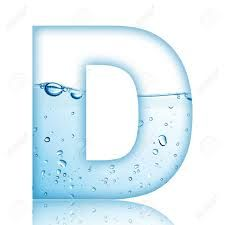 Image result for water letter styles