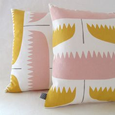 tuulip pillow from pikku $98