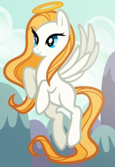 how to draw an angel pony, my little pony