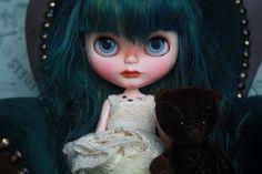 Electra OOAK Custom Blythe by UmamiBaby on Etsy