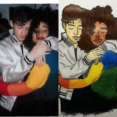 TROYE SIVAN AND AMANDLA!💙 Credits and also my instagram- @neja_art_crafts #troye#troyesivan#troyesivanmellet#troyeart#troyesivanart#troyesivandrawing#amandla#amanldaart#youth#drawing#drawings#art#artist#draws#sketch#love#friends#lgbt#rainbow Neliaa