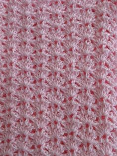 Lovely personally-designed and crafted baby snuggle blanket. Created in Delicate Baby Pink color. All acrylic yarn has been used that is machine washable and dryable. Perfect for shower gifts, baptisms or any occasion. This is great for the crib or riding in the car seat or stroller.  Material: 100% Acrylic Color: Baby Pink Size: Approximately 32 inches x 40 inches Care: Machine washable and dryable. Machine wash cold water gentle cycle, tumble dry low heat on delicate setting.  All items…