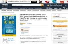 Im a published author on SEO!