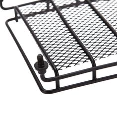 MonkeyJack Top Storage Roof Rack Cargo Luggage Carrier Basket with Metal Black. 1/10 upgrade parts black metal roof top rack cargo carrier long for HSP RC model cars. Perfect suitable for all RC 1:10 Model Car RC vehicle,crawlers and trucks etc. Large and multi-function basket for roof rack,carry anything you don't want in your vehicle. Sturdy,weather-resistant,heavy-duty and waterproof metal rock to reduce wind noise and vibration. Very durable and easy to replace,It's very useful for...