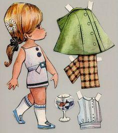 (⑅ ॣ•͈ᴗ•͈ ॣ)♡                                                            ✄muñecas recortables, paper dolls, Бумажные куклы , bambole da carta, poupées en papier, 纸娃娃 ,: otras