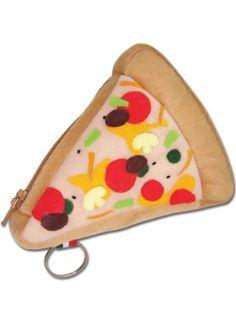 Hetalia Axis Powers Coin Purse: Pizza (Italy)